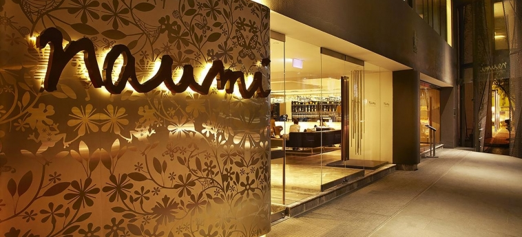 Hotel Naumi: Detail SINGAPORE