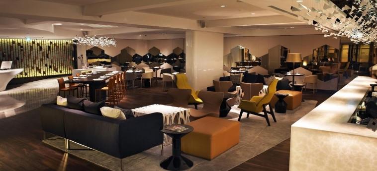 Hotel Naumi: Lobby SINGAPORE