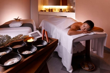 Hotel Swissotel Merchant Court: Spa SINGAPORE