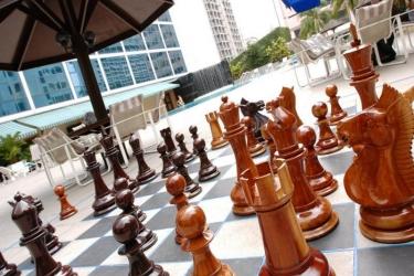 Orchard Hotel Singapore: Attività Offerte SINGAPORE