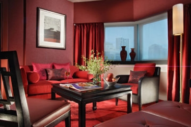 Orchard Hotel Singapore: Camera Suite SINGAPORE
