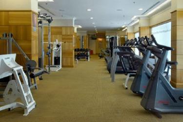 Orchard Hotel Singapore: Centro Fitness SINGAPORE