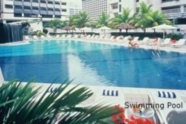Orchard Hotel Singapore: Piscina SINGAPORE