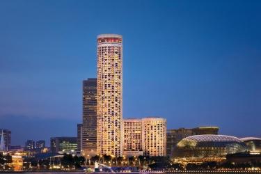 Hotel Swissotel The Stamford Singapore: Esterno SINGAPORE