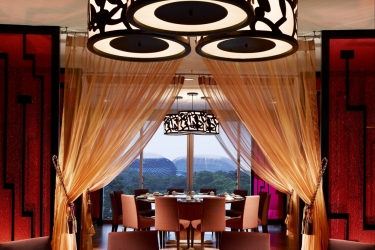 Hotel Swissotel The Stamford Singapore: Ristorante SINGAPORE