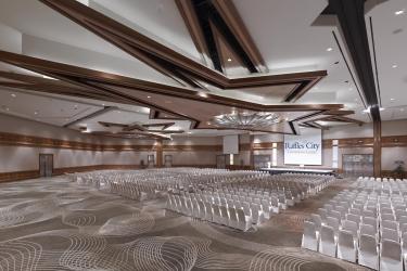 Hotel Swissotel The Stamford Singapore: Sala da Ballo SINGAPORE