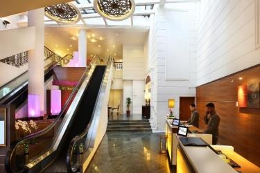 Hotel Albert Court: Lobby SINGAPOUR
