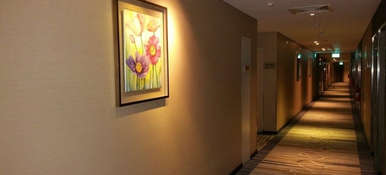 Ambassador Transit Hotel - Terminal 3: Flur SINGAPUR