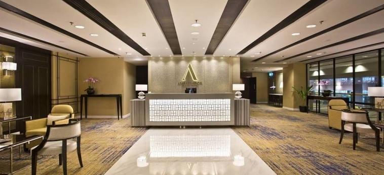 Ambassador Transit Hotel - Terminal 3: Innen Detail SINGAPUR
