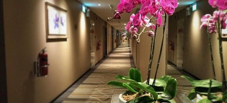 Ambassador Transit Hotel - Terminal 3: Hotel interior SINGAPUR