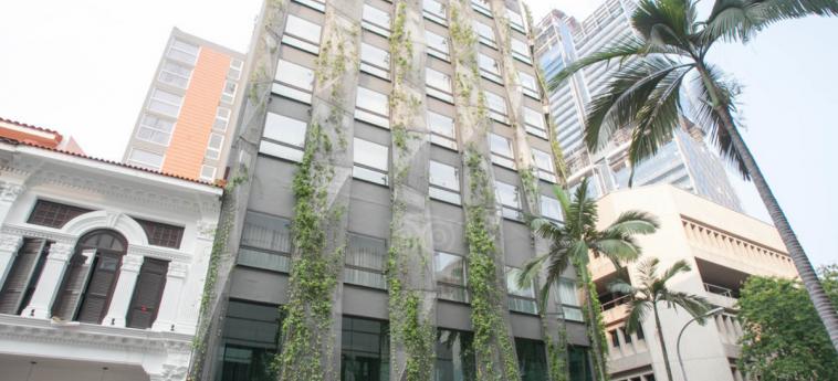 Hotel Naumi: Außen SINGAPUR