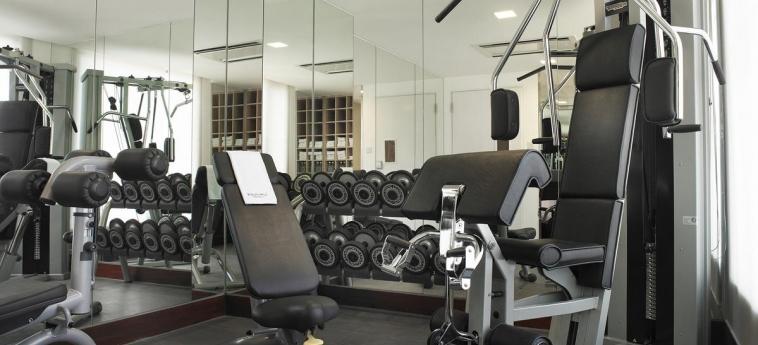Hotel Naumi: Fitnesscenter SINGAPUR