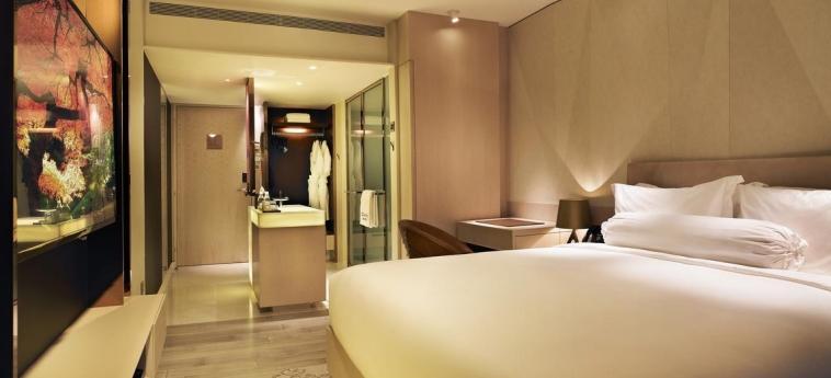 Hotel Naumi: Schlafzimmer SINGAPUR