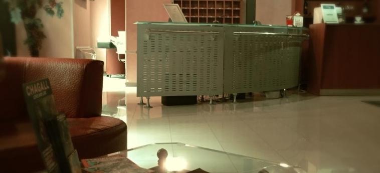 Hotel Centrale Siracusa: Reception SIRACUSA