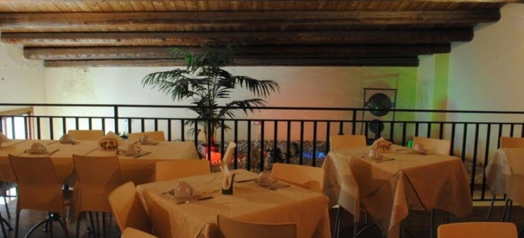 Hotel Centrale Siracusa: Restaurante SIRACUSA