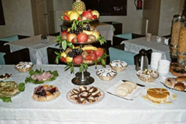 Quality Hotel Park Siracusa: Colazione SIRACUSA