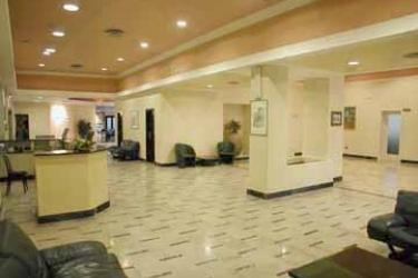 Quality Hotel Park Siracusa: Lobby SIRACUSA