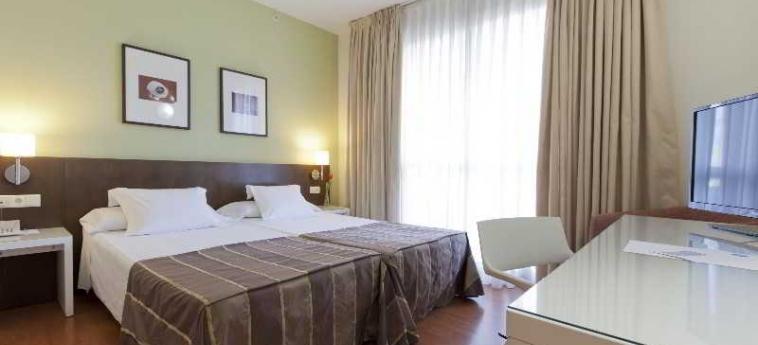 Hotel Vertice Sevilla: Camera Matrimoniale/Doppia SIVIGLIA