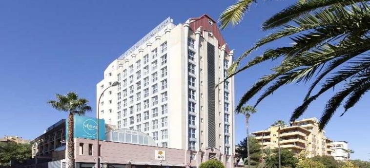 Hotel Vertice Sevilla: Esterno SIVIGLIA