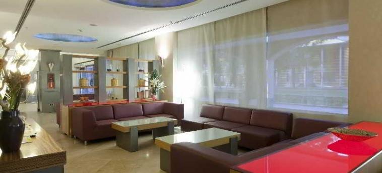 Hotel Vertice Sevilla: Lobby SIVIGLIA