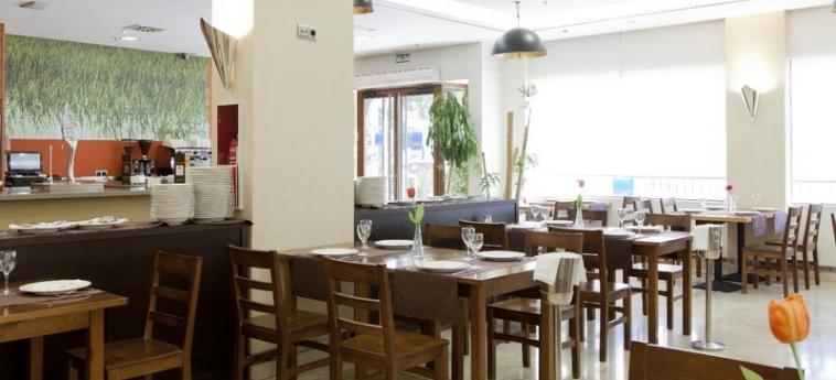 Hotel Vertice Sevilla: Ristorante SIVIGLIA