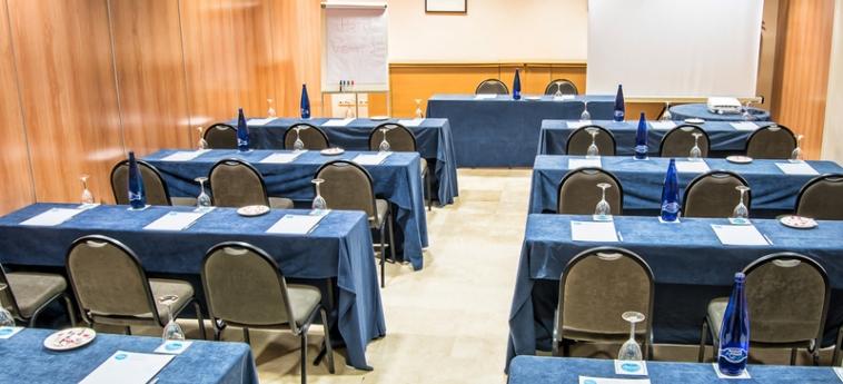 Hotel Vertice Sevilla: Sala Conferenze SIVIGLIA