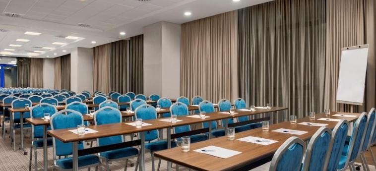 Hotel Hilton Garden Inn Sevilla: Sala Conferenze SIVIGLIA