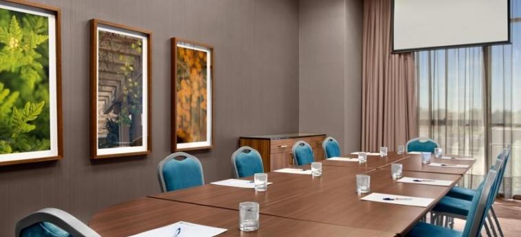 Hotel Hilton Garden Inn Sevilla: Sala Riunioni SIVIGLIA