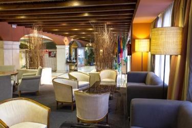 Hotel Zenit Sevilla: Lobby SIVIGLIA