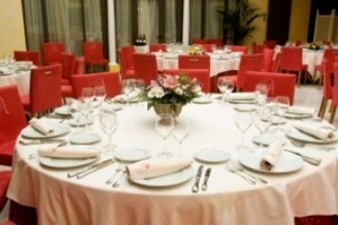 Hotel Taberna Del Alabardero: Sala Banchetti SIVIGLIA