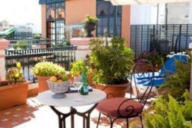 Hotel Taberna Del Alabardero: Terrazza SIVIGLIA