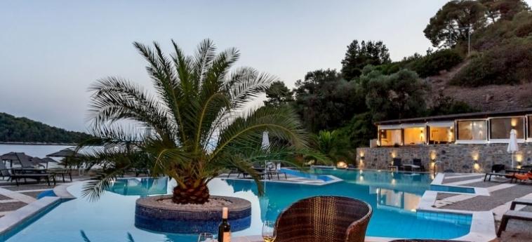Hotel Blue Green Bay: Außen SKOPELOS
