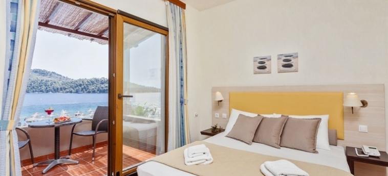 Hotel Blue Green Bay: Balcony SKOPELOS