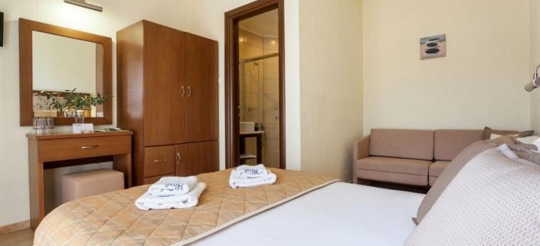 Hotel Blue Green Bay: Doppelzimmer  SKOPELOS
