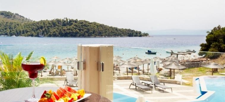 Hotel Blue Green Bay: Rundblick SKOPELOS