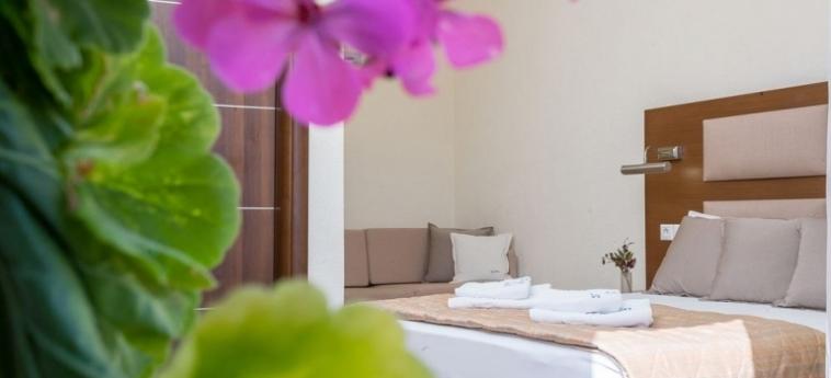 Hotel Blue Green Bay: Schlafzimmer SKOPELOS