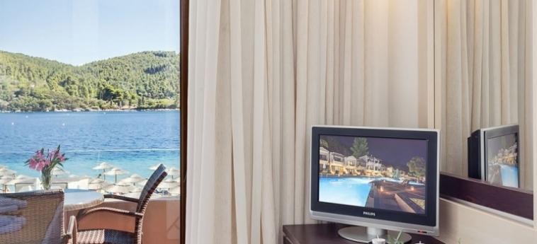 Hotel Blue Green Bay: Zimmer- Detail SKOPELOS