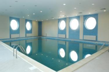 Vitosha Park Hotel: Swimming Pool SOFIA