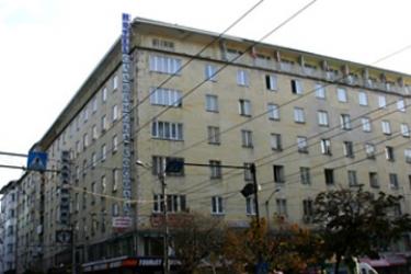 Slavyanska Hotel Beseda: Exterior SOFIA