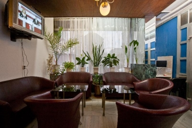 Slavyanska Hotel Beseda: Lobby SOFIA