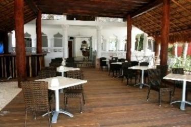 Alhambra Beach Hotel : Ristorante SOLIDARIDAD