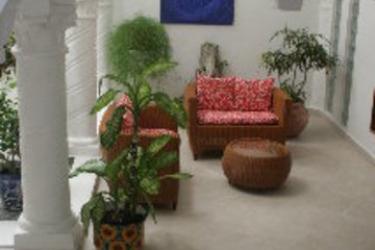 Alhambra Beach Hotel : Hotelhalle SOLIDARIDAD