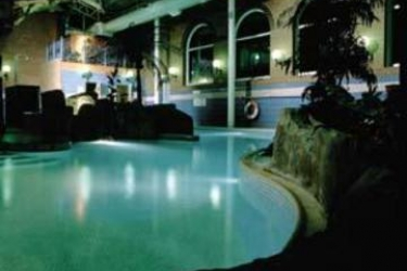Corus Hotel Solihull: Heated Swimmingpool Solihull