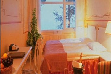 Hotel Hallstaberget Sport & Konferens: Schlafzimmer SOLLEFTEA