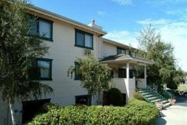 Hotel Quality Inn Buellton: Terrain de Foot SOLVANG (CA)