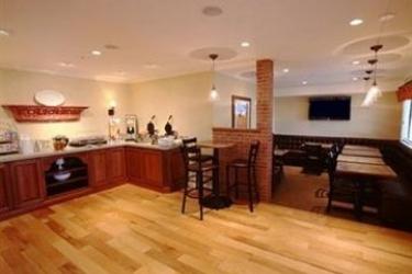 Hotel Quality Inn Buellton: Véranda SOLVANG (CA)