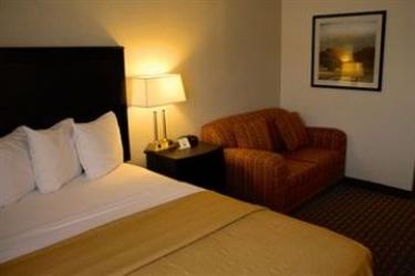 Hotel Quality Inn Buellton: Cottage SOLVANG (CA)