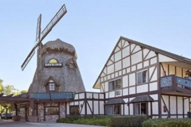 Hotel Days Inn Solvang: Esterno SOLVANG (CA)