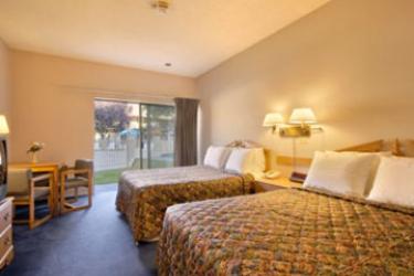 Hotel Days Inn Solvang: Bedroom SOLVANG (CA)