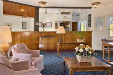 Hotel Days Inn Solvang: Hall SOLVANG (CA)